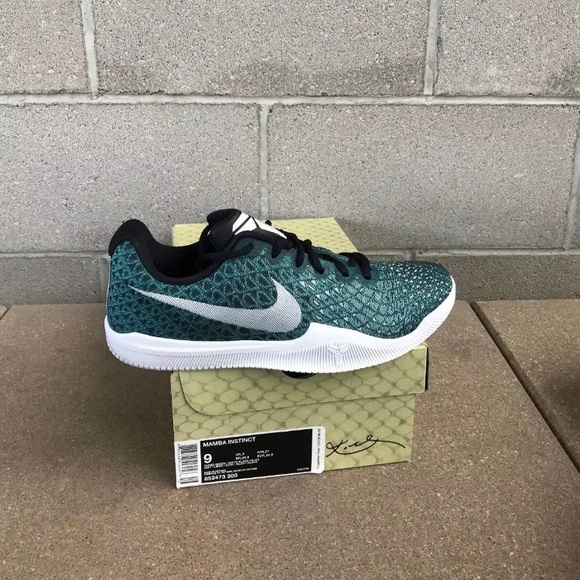 Nike Mamba Instinct Turbo Greenwhite